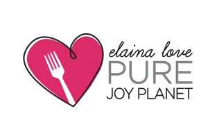 Elaina Pure Joy Logo