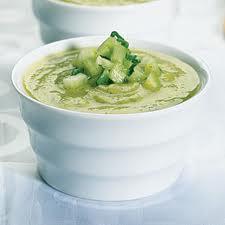 Creamy Blended Cilantro Soup Chef Elaina Love